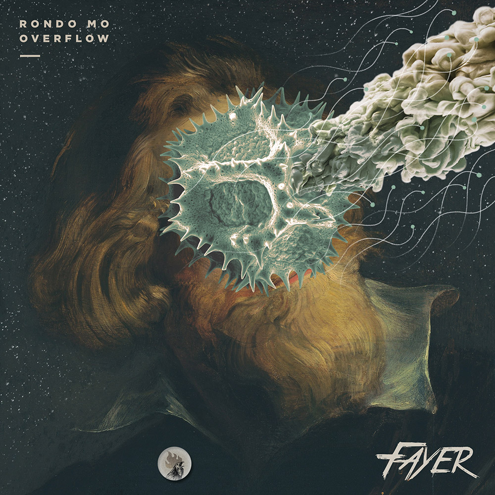 Rondo Mo Overflow EP Fayer with remixes of Jonas Rathsman, Theo Kottis and Gardens of God