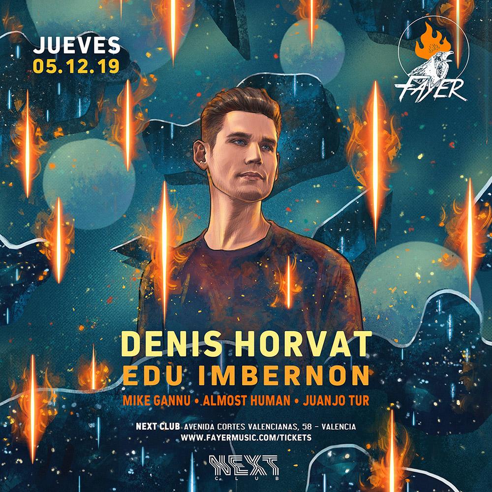 Denis Horvat Fayer 2019